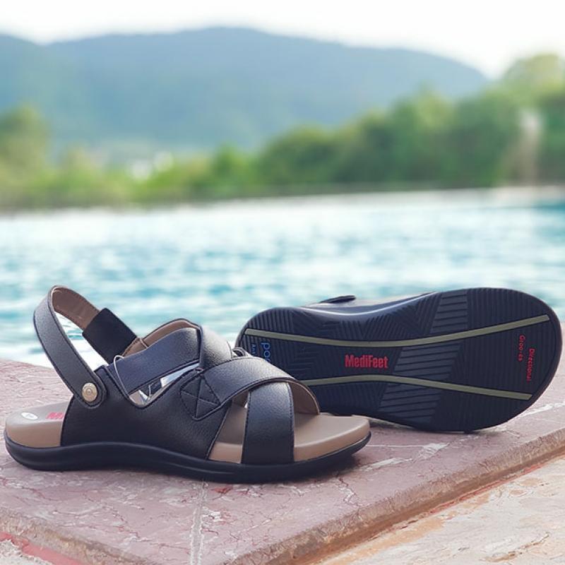 The Leisure Time | รองเท้าสุขภาพ Medifeet Thailand